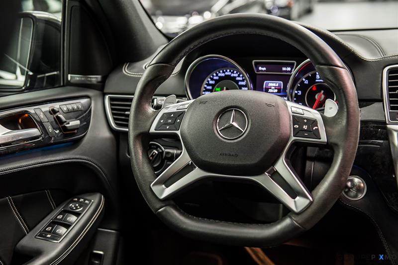 Certified Pre-Owned 2014 Mercedes-Benz ML-CLASS ML63 AMG