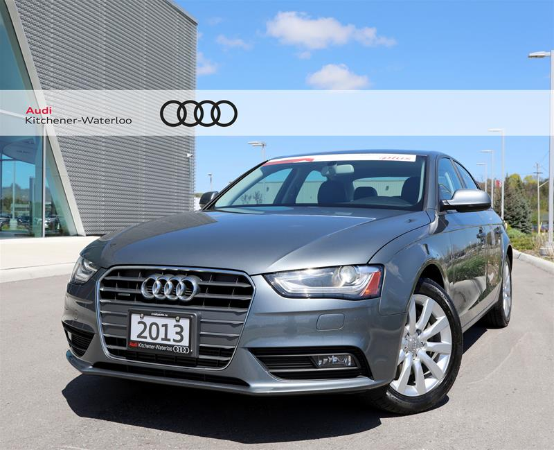 Used 2013 Audi A4, $21999