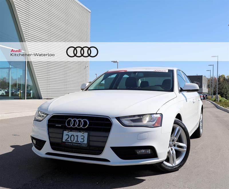 Used 2013 Audi A4, $26999