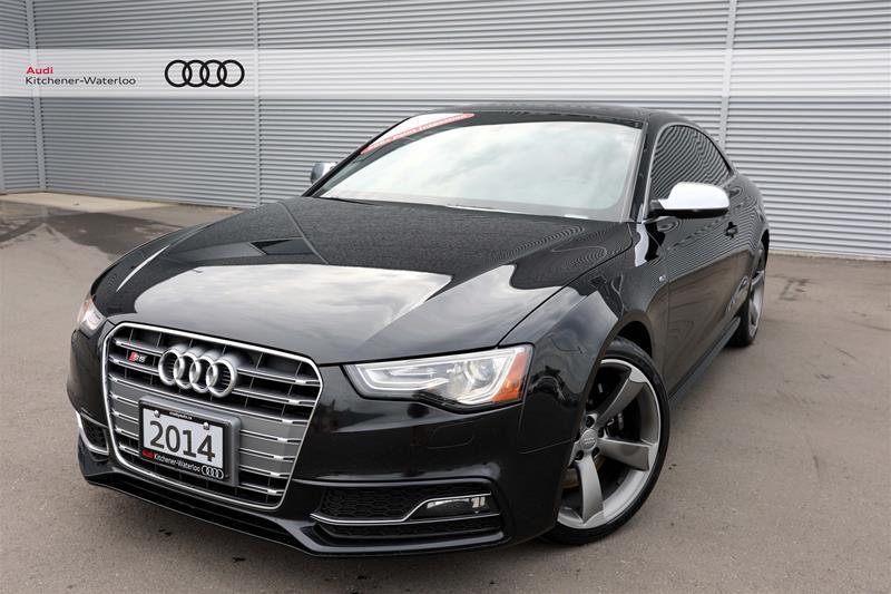 Used 2014 Audi S5, $42999