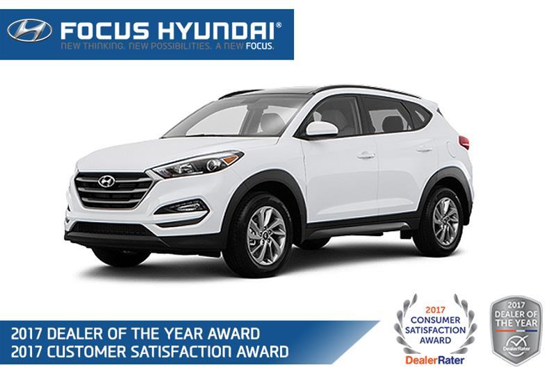 New 2017 Hyundai Tucson, $34297