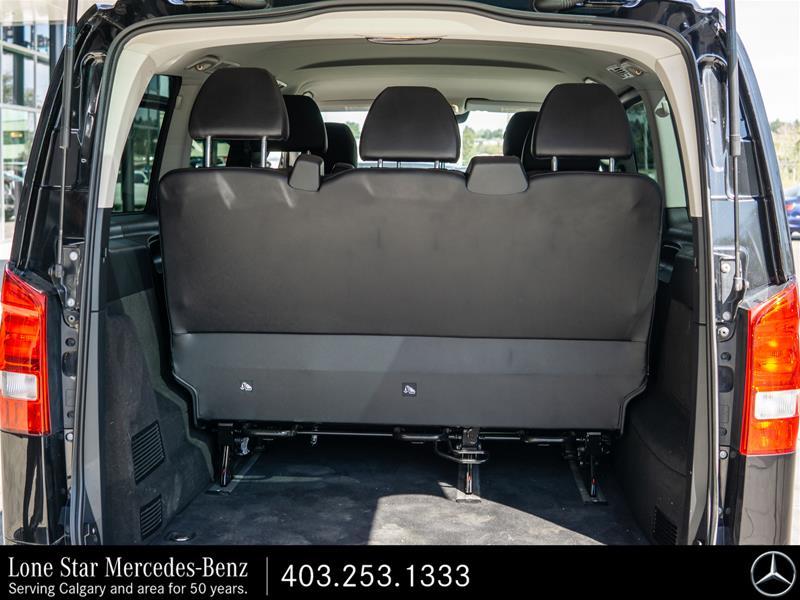 Certified Pre-Owned 2018 Mercedes-Benz Metris Passenger Van