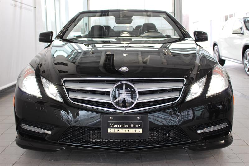 Pre-Owned 2013 Mercedes-Benz E-CLASS E550