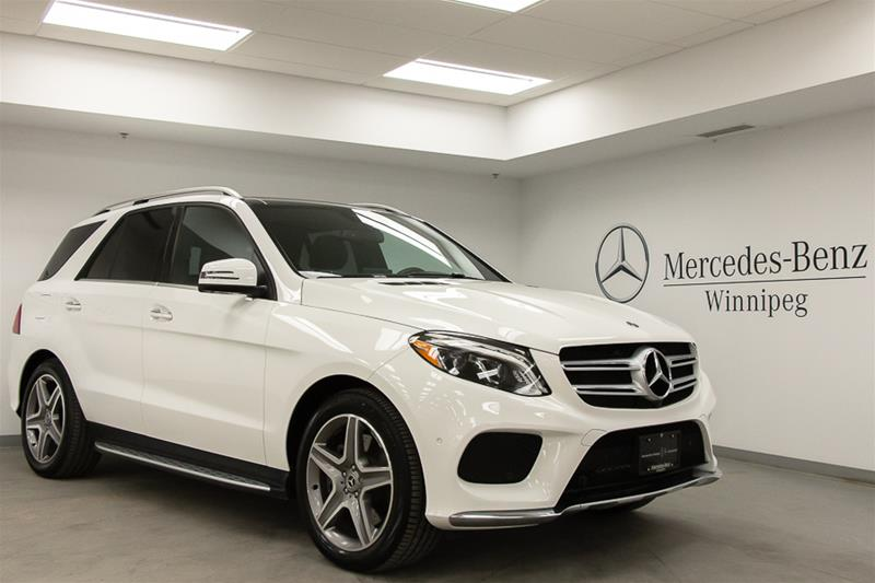 Pre-Owned 2018 Mercedes-Benz GLE GLE400
