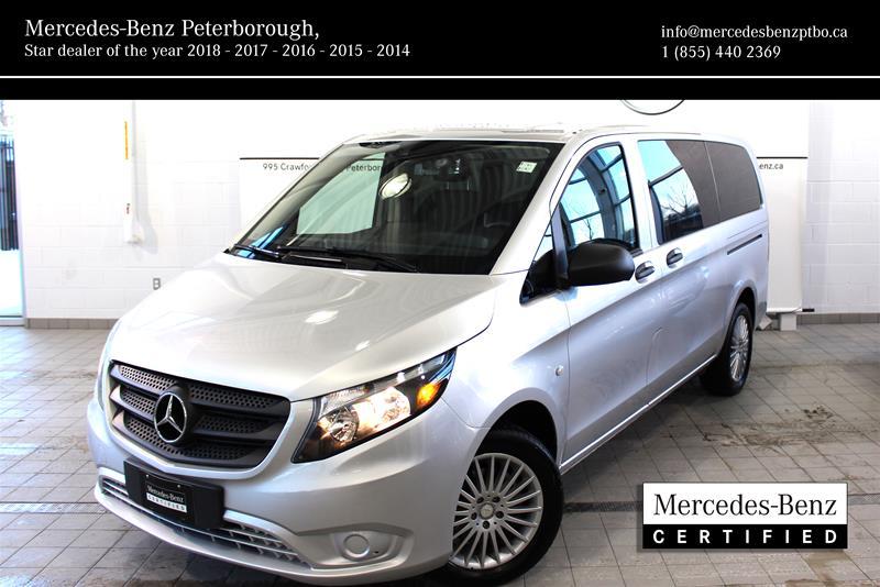 Pre-Owned 2017 Mercedes-Benz Metris Metris Passenger Van