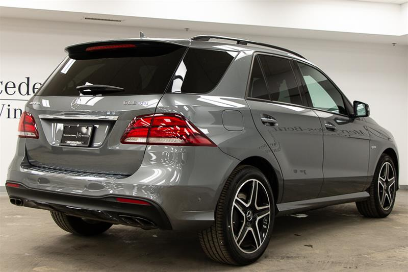 Pre-Owned 2018 Mercedes-Benz GLE GLE43 AMG