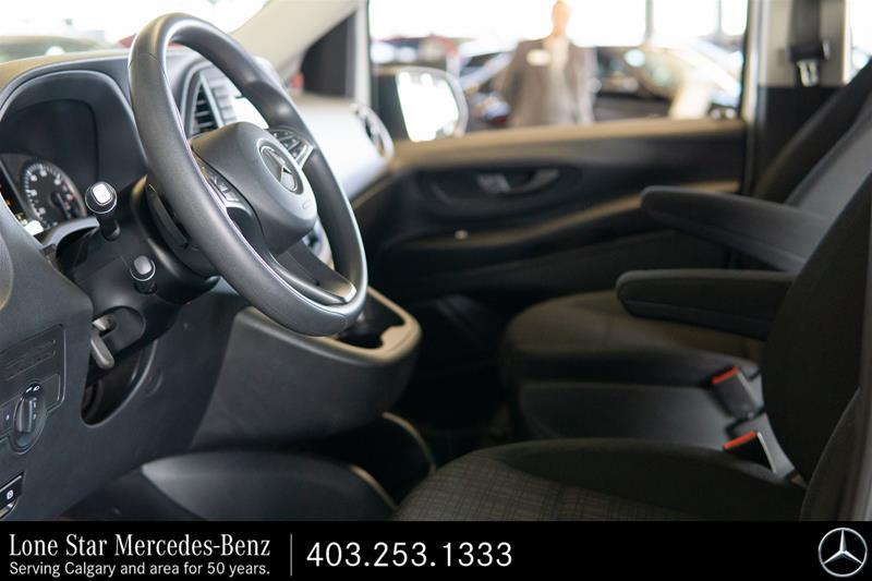 New 2018 Mercedes-Benz Metris Metris Cargo Van 135