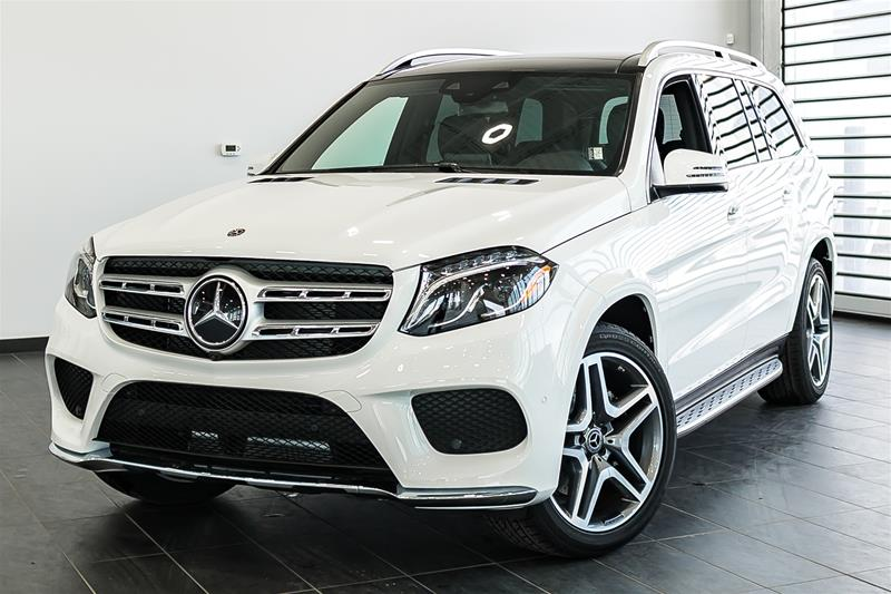 New 2018 Mercedes-Benz GLS GLS550