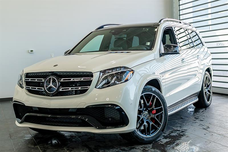 New 2018 Mercedes-Benz GLS GLS63 AMG