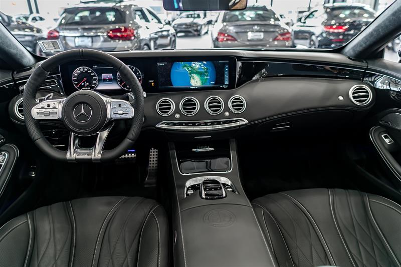 New 2018 Mercedes-Benz S-CLASS S63 AMG