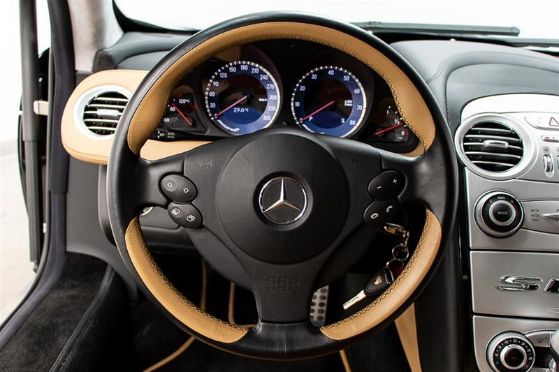 Pre-Owned 2006 Mercedes-Benz SLR SLR McLaren