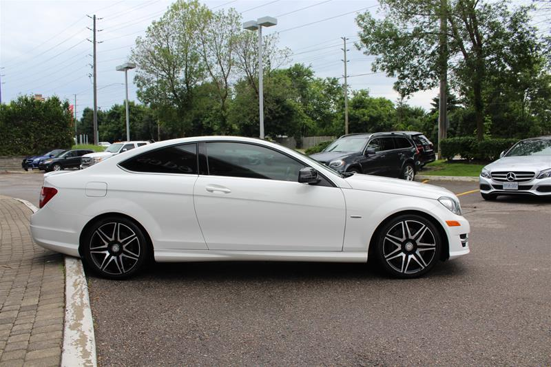 Certified Pre-Owned 2015 Mercedes-Benz C-CLASS C250
