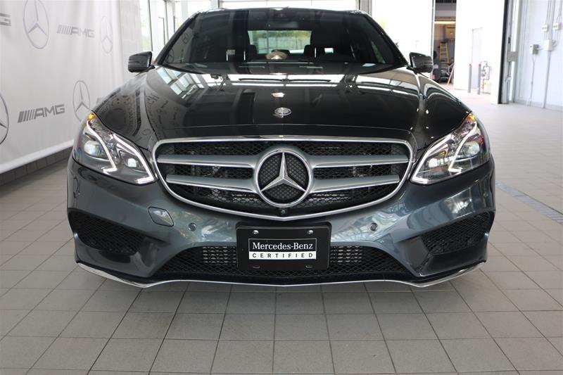 Certified Pre-Owned 2016 Mercedes-Benz E-CLASS E250