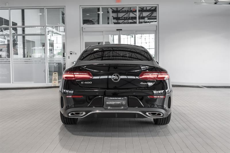 Certified Pre-Owned 2018 Mercedes-Benz E-CLASS E400