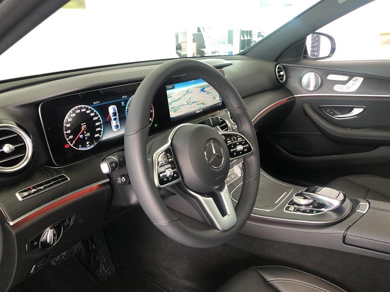 New 2019 Mercedes-Benz E450 4MATIC Sedan