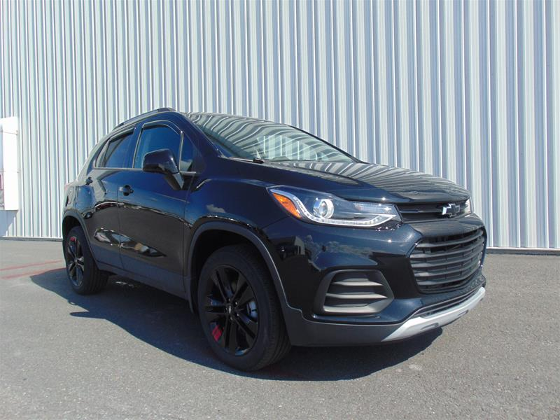 New 2019 Chevrolet Trax LT All Wheel Drive Crossover