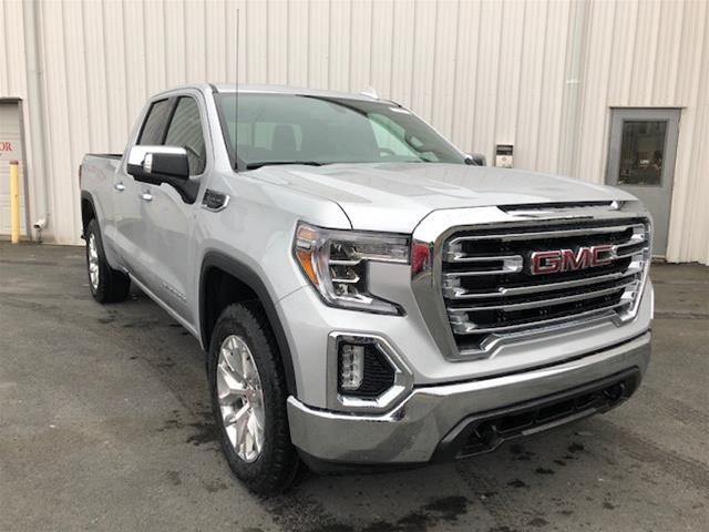 New 2019 GMC Sierra 1500 New Double 4x4 SLT / Standard Box Four Wheel Drive Pick up