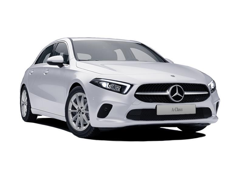 New 2019 Mercedes-Benz A-CLASS A 250