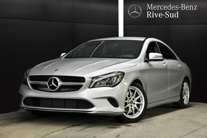 Pre-Owned 2018 Mercedes-Benz CLA CLA250