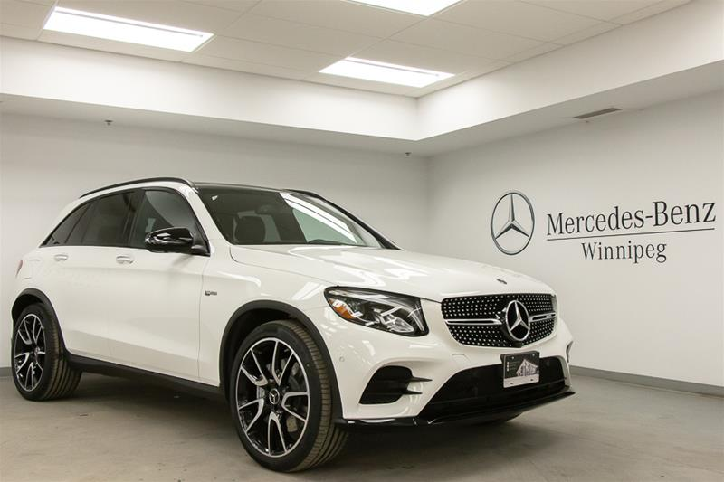 Pre-Owned 2019 Mercedes-Benz GLC43 AMG 4MATIC SUV