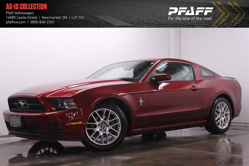 Pre-Owned 2014 Ford Mustang Coupe V6