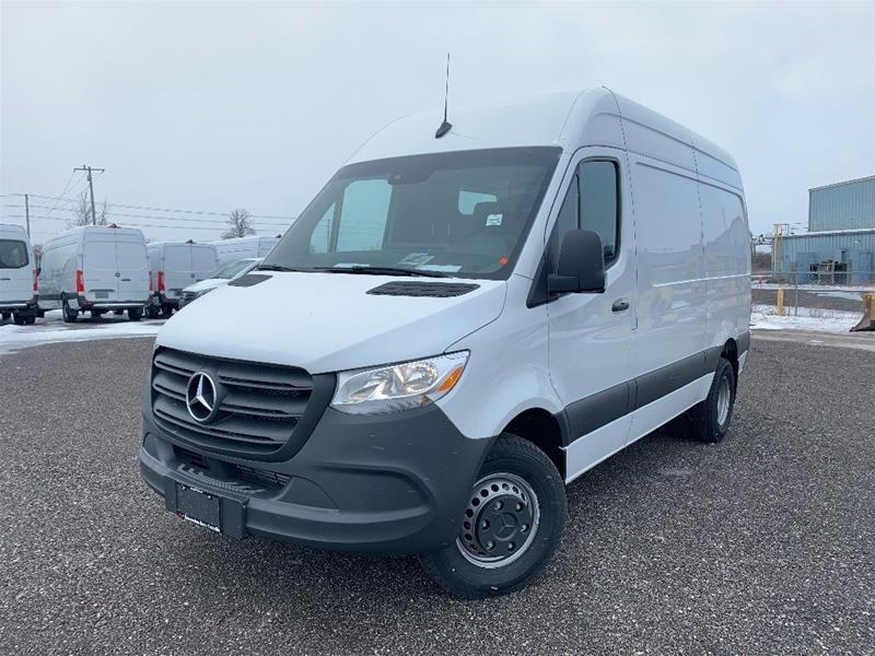 New 2019 Mercedes-Benz Sprinter 3500 Cargo Sprinter V6 3500 Cargo 144