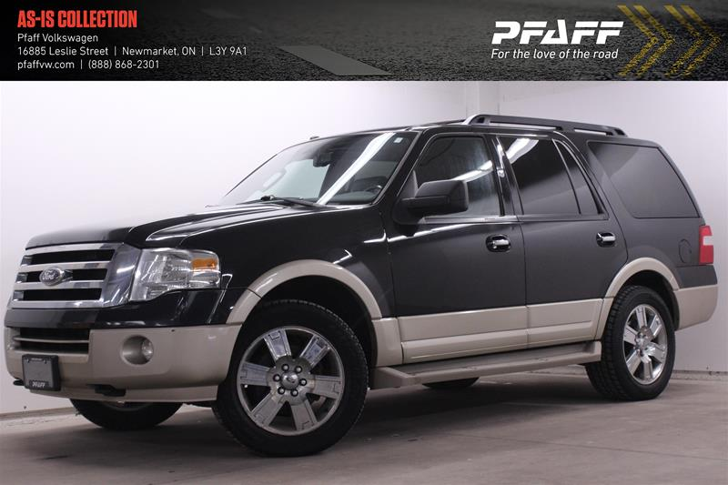 Pre-Owned 2010 Ford Expedition Eddie Bauer 4WD