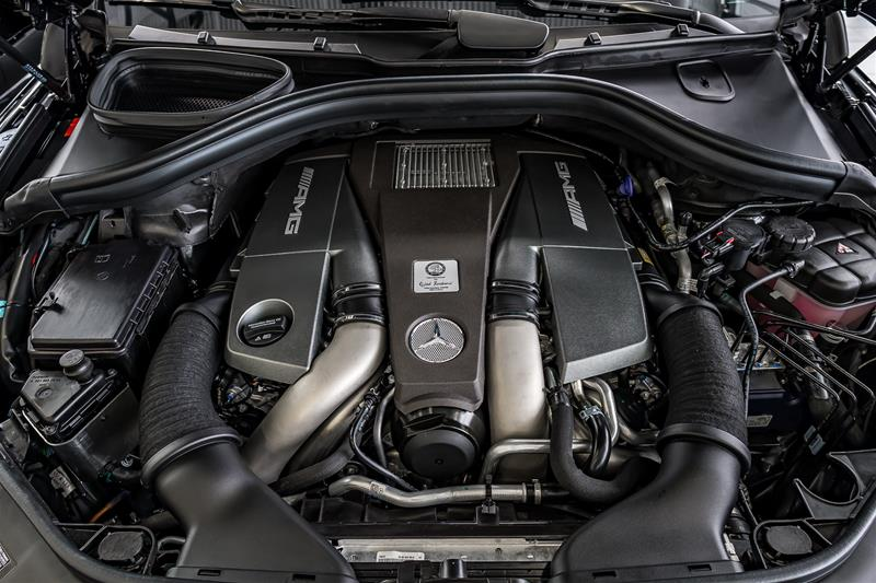 New 2019 Mercedes-Benz GLS GLS63 AMG