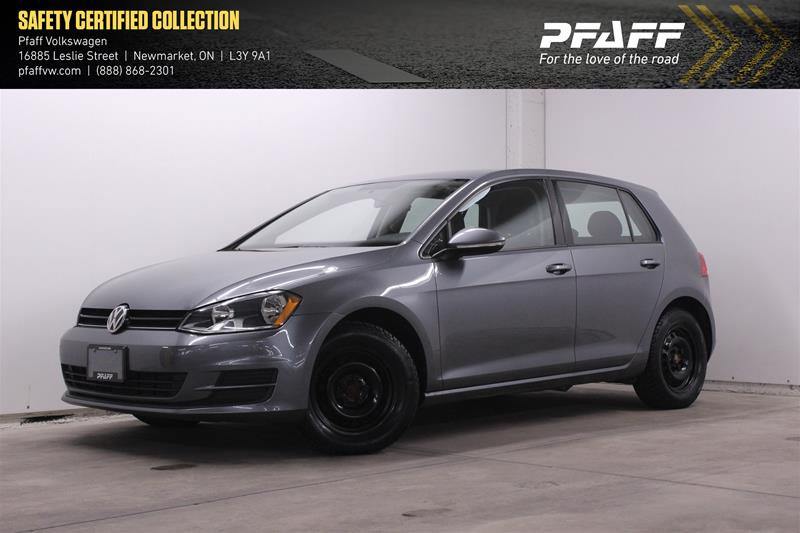 Pre-Owned 2015 Volkswagen Golf 5-Dr 1.8T Trendline at Tip