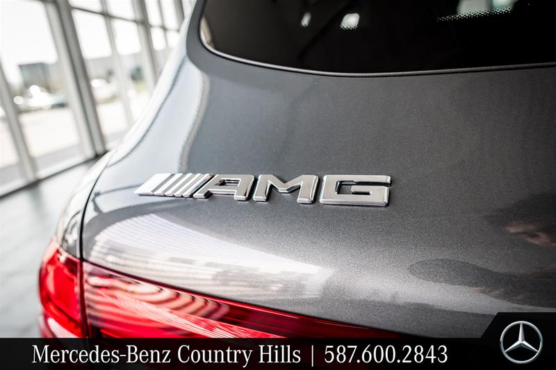 New 2019 Mercedes-Benz GLC GLC43 AMG