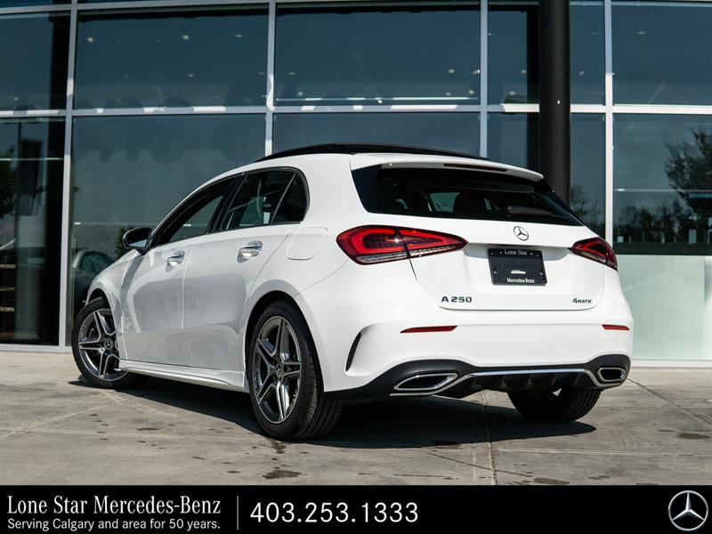 Certified Pre-Owned 2019 Mercedes-Benz A250 4MATIC Hatch