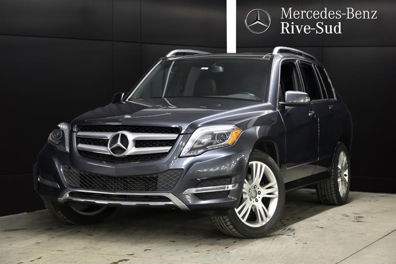 Pre-Owned 2015 Mercedes-Benz GLK GLK250