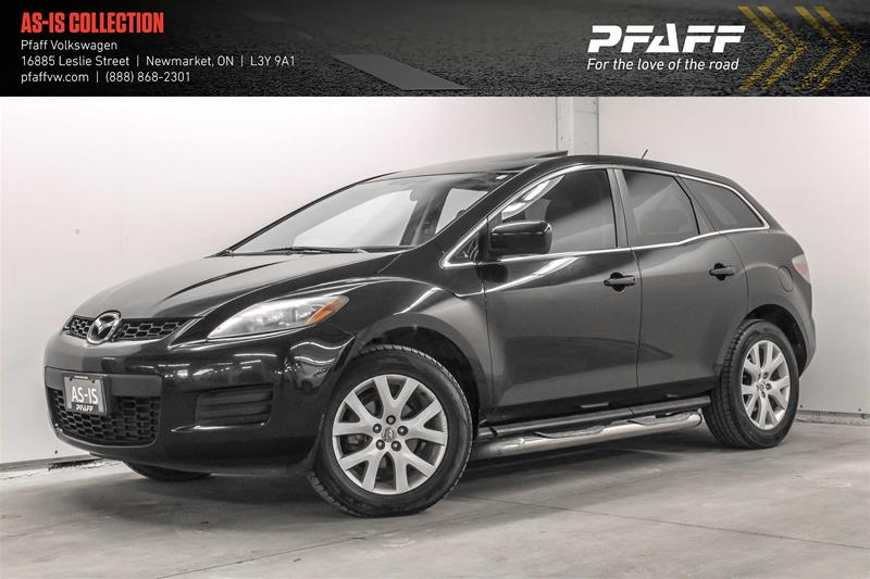 Pre-Owned 2009 Mazda CX-7 GS 4WD