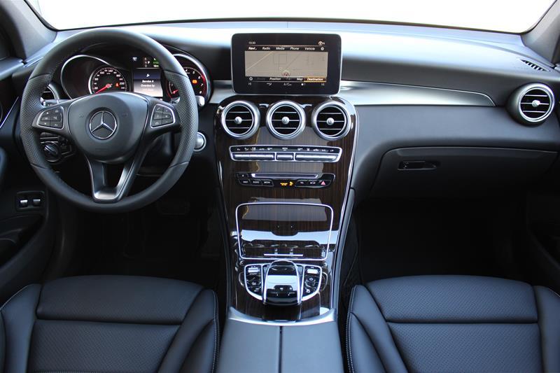 Certified Pre-Owned 2018 Mercedes-Benz GLC GLC350e