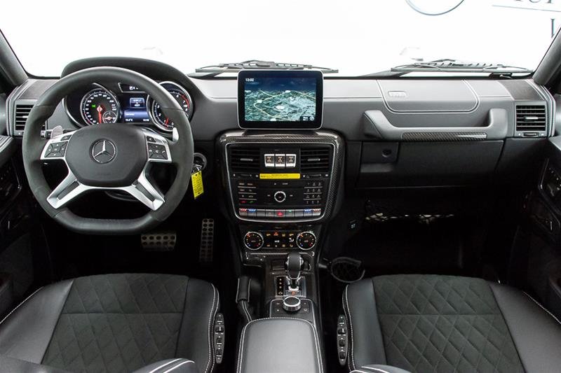 Pre-Owned 2017 Mercedes-Benz G-CLASS G550