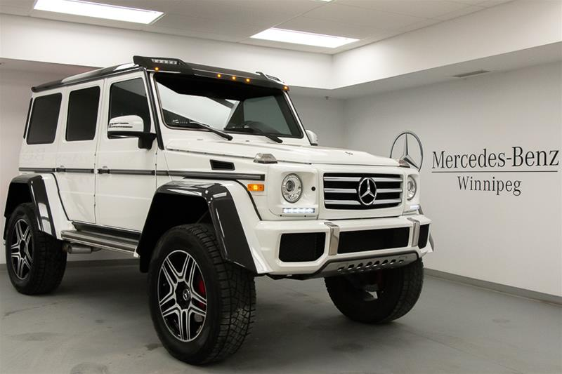 Pre-Owned 2017 Mercedes-Benz G-CLASS G550