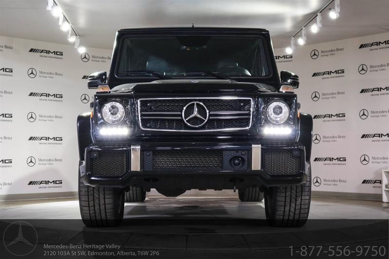 Pre-Owned 2013 Mercedes-Benz G-CLASS G63 AMG