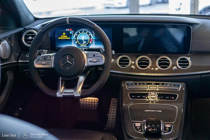 New 2019 Mercedes-Benz E63 AMG S 4MATIC+ Sedan