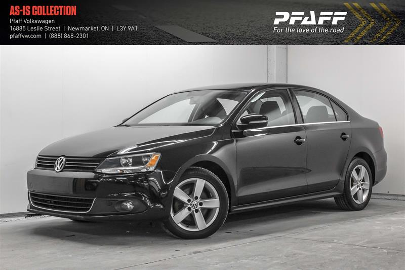 Pre-Owned 2012 Volkswagen Jetta Comfortline 2.0 TDI 6sp DSG at w/Tip