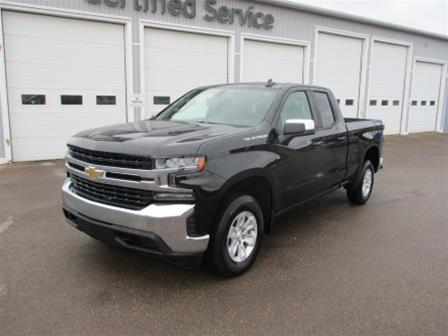 2019 Chevrolet Silverado 1500 New Double Cab 4x4 LT / Standard Box