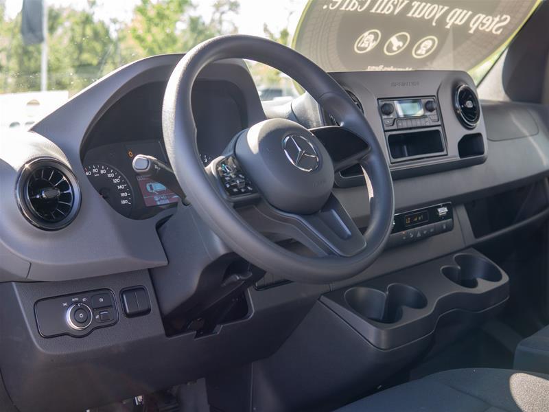 New 2019 Mercedes-Benz Sprinter V6 4500 Chassis 144