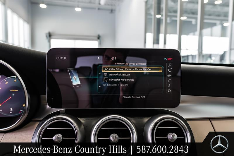 New 2019 Mercedes-Benz C-CLASS C300