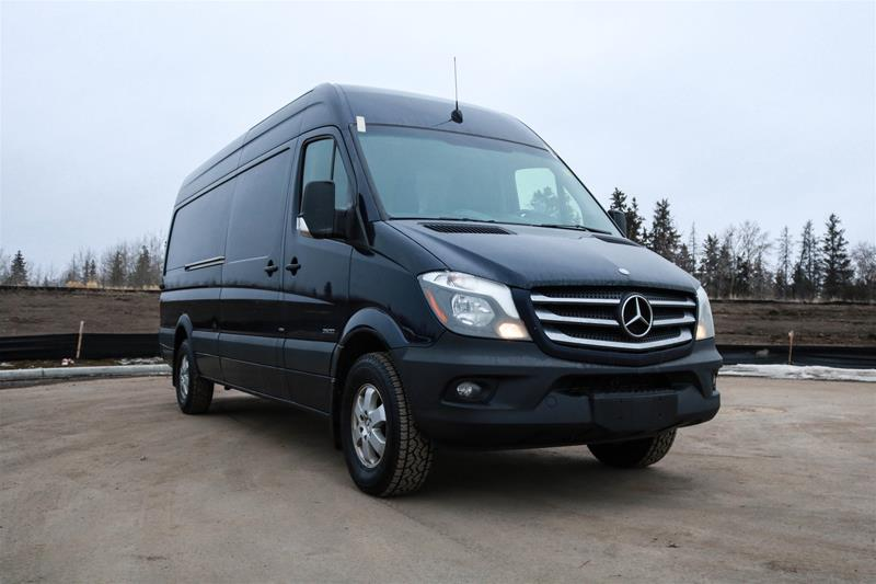 Pre-Owned 2014 Mercedes-Benz Sprinter 2500 Cargo Sprinter 2500 Cargo 170