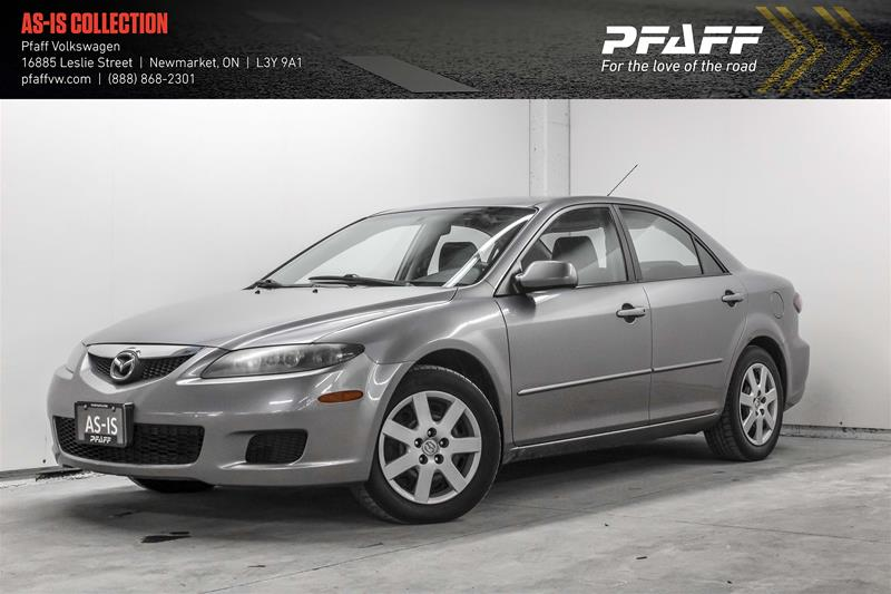 Pre-Owned 2008 Mazda6 GS Sport at