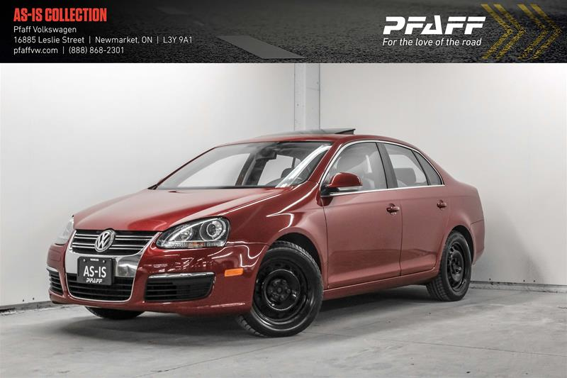 Pre-Owned 2006 Volkswagen Jetta 2.0L Turbo at Tip