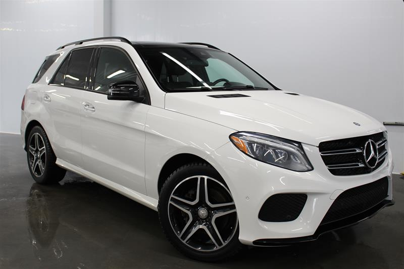 Pre-Owned 2016 Mercedes-Benz GLE GLE350d
