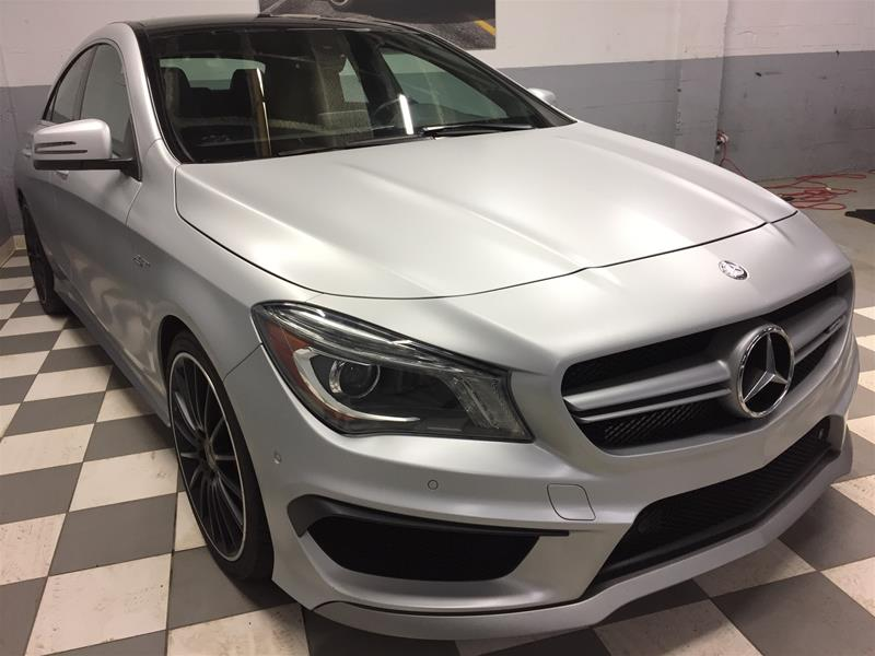 Certified Pre-Owned 2015 Mercedes-Benz CLA CLA45 AMG
