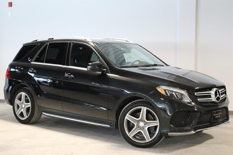 Pre-Owned 2017 Mercedes-Benz GLE GLE400