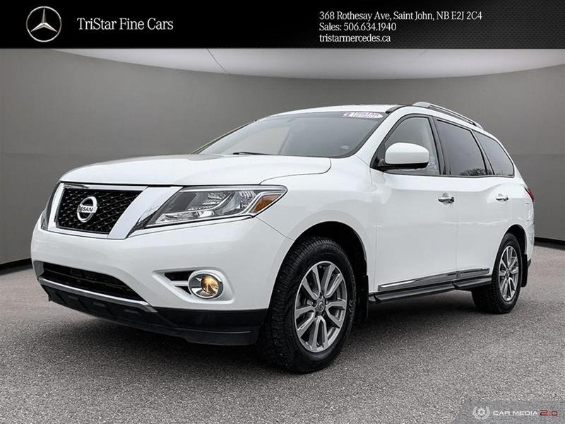 Pre-Owned 2015 Nissan Pathfinder Pathfinder
