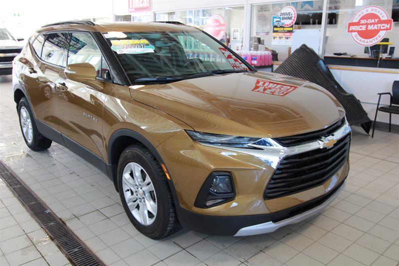 2019 Chevrolet Blazer 3.6 AWD